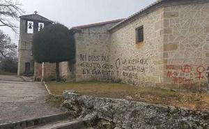 El Obispado de Ávila condena los actos vandálicos en iglesias de la provincia