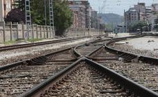 La avería de una locomotora en Palencia afecta a la circulación de cuatro trenes