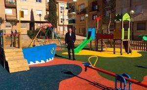 Adjudicados los trabajos para mejorar cuatro áreas infantiles y zonas verdes