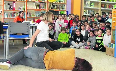 El colegio San Gil de Cuéllar trata de fomentar las vocaciones científicas