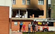 Explosión en la Barriada de San Juan Bautista