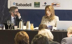Xiana Méndez: «El deber de los gobiernos es contribuir a rebajar la tensión comercial»