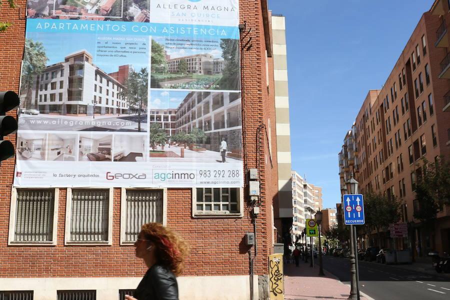 La Junta autoriza los 72 apartamentos para mayores en el convento de San Quirce de Valladolid