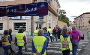 La plataforma peñafielense A11 Pasos se suma a 'La Revuelta de la España Vacía'