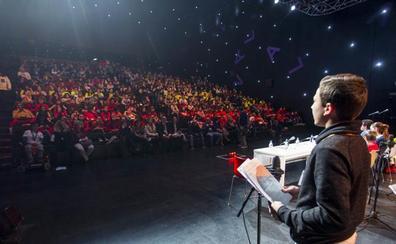 Ocho emisoras escolares unen su voz para celebrar el día mundial de la radio en Valladolid