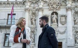 Del Olmo subvencionará las cuotas de las prácticas universitarias si logra la Alcaldía de Valladolid