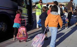 La campaña de control de vehículos de transporte escolar se cierra con seis denuncias en Salamanca