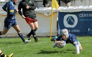 El partido aplazado del VRAC se jugará en Burgos el 19 de abril