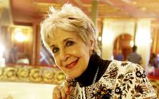 Concha Velasco recogerá el 20 de mayo en el Teatro Calderón de Valladolid el Max de Honor