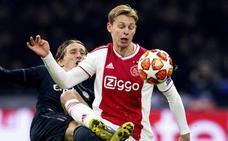 De Jong, mermado, aprueba ante Modric