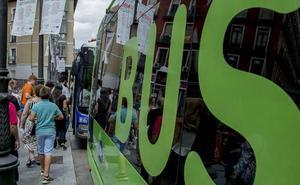 Pillada cuando intentaba huir en un autobús tras robar en un establecimiento de Valladolid