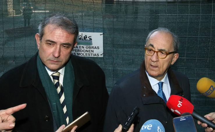 Últimas declaraciones de los testigos en el juicio de Caja Segovia