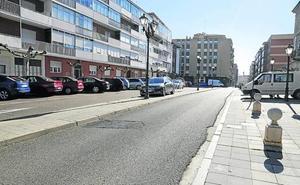 El barrio de San Pablo de Palencia lamenta el mal estado general del asfaltado de las calles