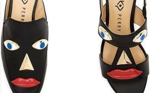 Los zapatos 'racistas' de Katy Perry