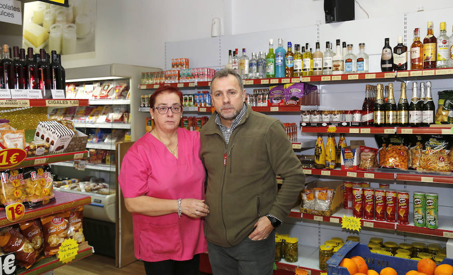 La última tienda del barrio de Allende el Río de Palencia se ve obligada a cerrar
