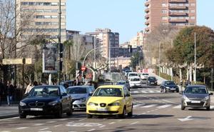 Ochocientas calles de Valladolid de un solo carril adoptarán el límite de 30 kilómetros por hora