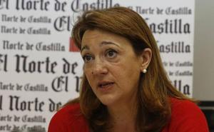 La vallisoletana Soraya Rodríguez, del PSOE, paga con uno de sus cargos sus críticas al relator