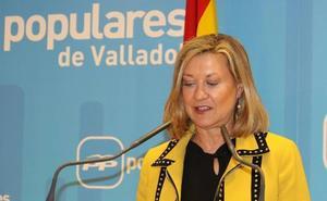 Pilar del Olmo se estrena en las redes sociales con perfiles como candidata a la Alcaldía de Valladolid