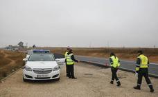 La Guardia Civil investiga en Salamanca a 76 personas en 2018 por delitos relacionados con la pérdida del permiso de conducción