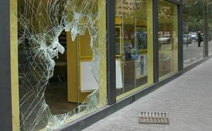 Los robos en los comercios de Valladolid tienen un coste medio de más de 2.000 euros