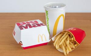 McDonald's se queda sin la Big Mac
