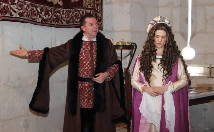 Visita teatralizada 'El Señor de Cuéllar'