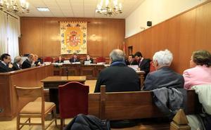 La Fundación Caja Segovia suaviza peticiones de prisión e IU excluye a cuatro acusados a título lucrativo
