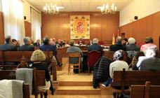 Sexta sesión del juicio de Caja Segovia