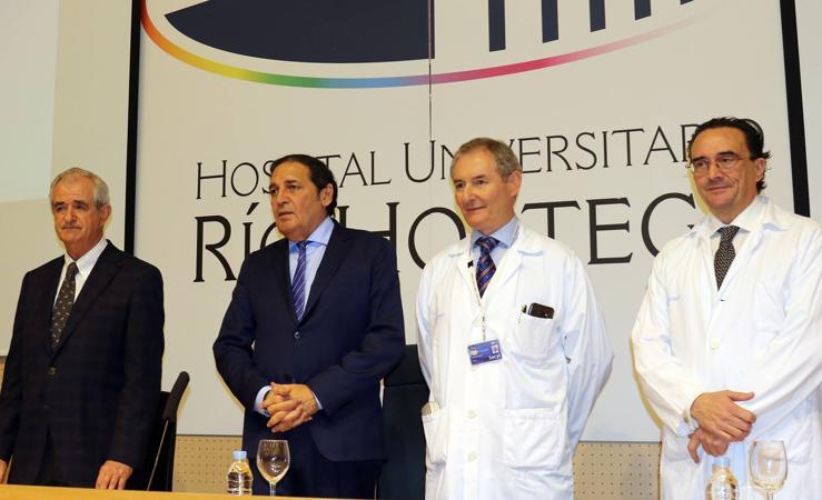 El Hospital Universitario Río Hortega conmemora el X aniversario de su traslado