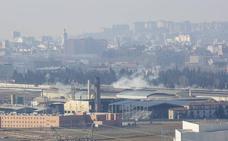 La planta de escorias de la carretera de Santovenia deberá reducir las emisiones de amoniaco que inundan su entorno