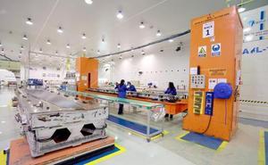 La supresión del A380 toca de refilón a la fábrica de Aciturri en el Parque Tecnológico de Boecillo