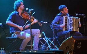 Pagagnini, Fetén Fetén y Bluedays, protagonistas de la música del fin de semana