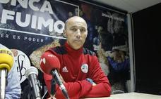 Calderón advierte: «Que nadie piense que el Deportivo Fabril nos va a regalar algo en el Helmántico»