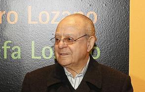 Fallece el artesano de calzado Pedro Lozano