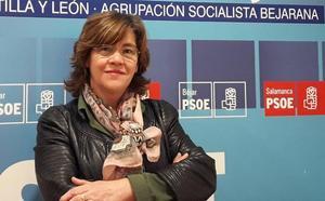 El PSOE elige a Elena Martín como candidata a la Alcaldía de Béjar en las elecciones del 26 de mayo