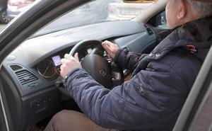 Abuelos al volante: más de 7.700 conductores segovianos superan los 70 años