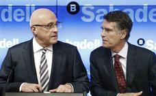 El presidente y consejero delegado del Sabadell renuncian a sus bonus por la crisis de TSB