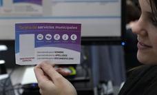 La tarjeta ciudadana funcionará desde otoño con los primeros servicios en un solo plástico
