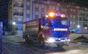 Tres personas atendidas por inhalación de humos tras un incendio en el Centro de Salud Mental CASTA de Arévalo