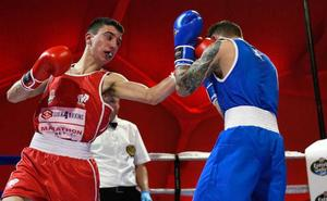 Milenio Boxeo Valladolid repite triunfo en la Liga4Boxing Marathonbet