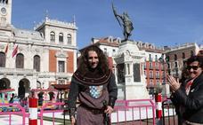 Una ruta sigue las huellas del conde Ansúrez por Valladolid a los 900 años de su muerte