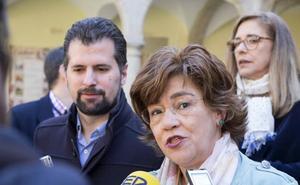 Luis Tudanca propone en Béjar una nueva fiscalidad para combatir la despoblación