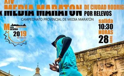 Las elecciones generales obligarán a cambiar la fecha de la Media Maratón de Ciudad Rodrigo 2019