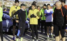 Quinta sesión preparatoria para la Media Maratón de Salamanca