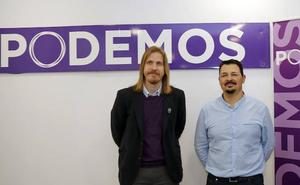 Francisco Salcedo encabezará la lista de Podemos a la Alcaldía de Palencia