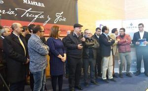 La Feria de la Trufa de Soria convierte Abejar en el epicentro de la truficultura