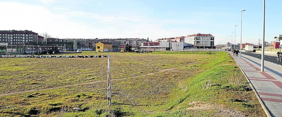 El Ayuntamiento de Palencia desafía a la Diputación y rompe el acuerdo de la calle Jardines