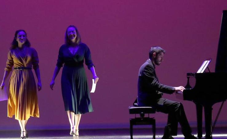 Gala de clausura y entrega de premios de la XXXV Muestra de Teatro Provincia de Valladolid