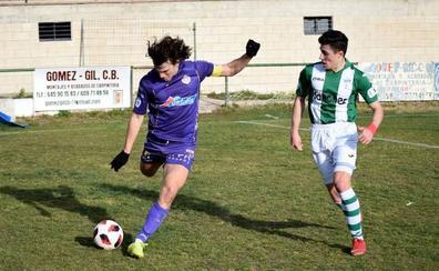 Alvarito regala tres puntos al Palencia Cristo