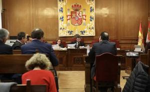 El voto a ciegas de los exconsejeros de Caja Segovia